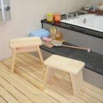 浴室踏板實品